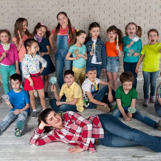 Обложка песни Детки-конфетки