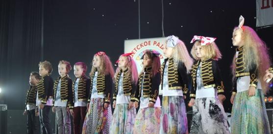 22 октября 2011 – Концерт детского хора ВЕЛИКАН - Робот Бронислав