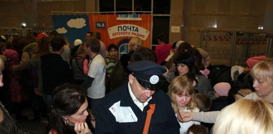 5 ноября 2011 – Дискотека Детского радио в Казани