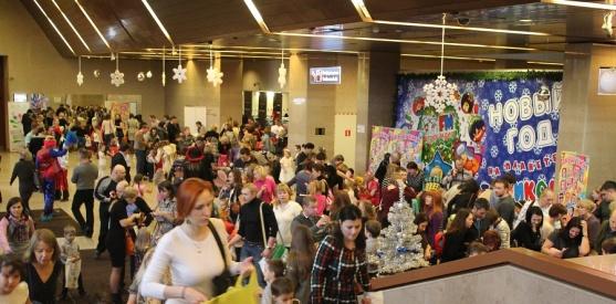 28 декабря 2013  – 7 января 2014 – Ёлка Детского радио – Новый год на планете Барбариков
