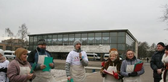 2 марта 2014 – Конкурс блинов «Испекла, так испекла»