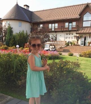 Дочка Коробанова Кристина, 4 года.