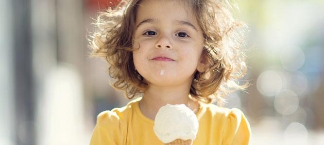 Ученые изобрели мороженое, которое не тает