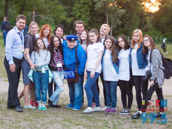 Фестиваль Детского радио Воронеж «С детьми на одной волне» собрал более 25000 гостей