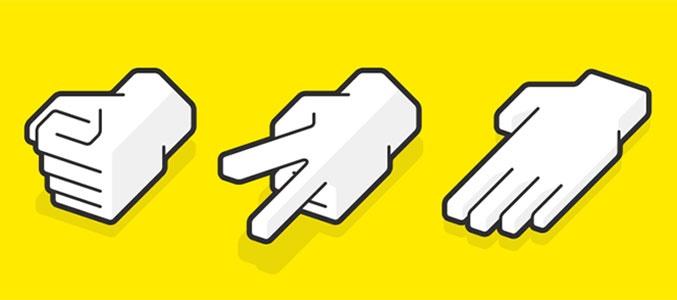 Секрет игры «Камень, ножницы, бумага»