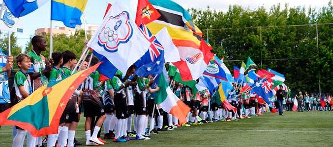 Проект «Футбол для дружбы»: Международный лагерь дружбы