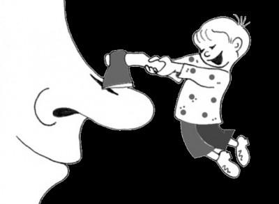 Почему говорят: «заруби себе на носу»?