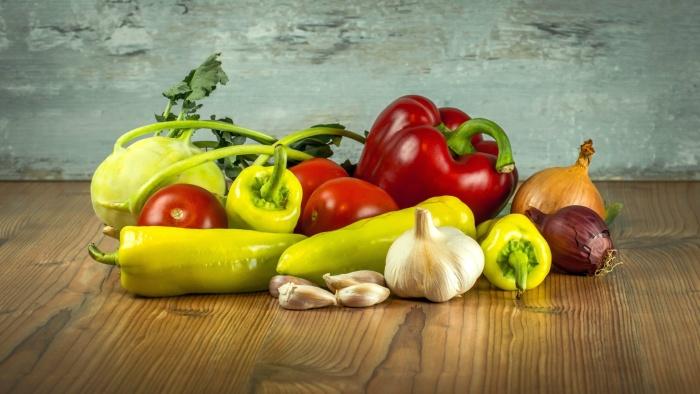 Интересное об овощах!