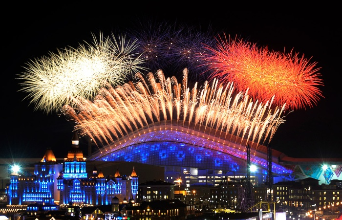Олимпиада в Сочи 2014 – 3 года