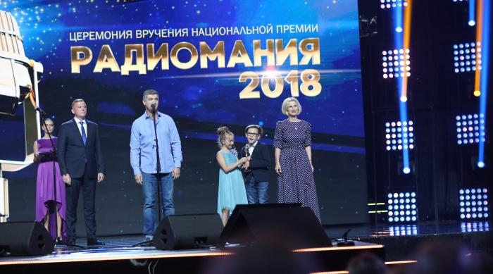 Соня Бондаренко и Андрей Маснев - лучшие ведущие Детского радио!