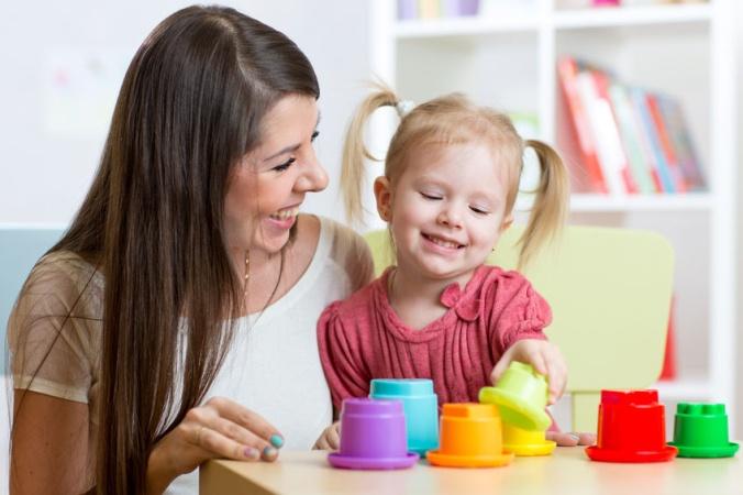Что должны уметь дети?