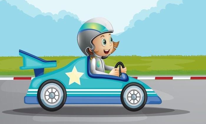 Машину могут ездить без водителя?