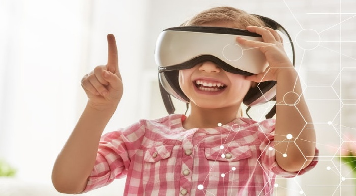 Виртуальная реальность или уроки?