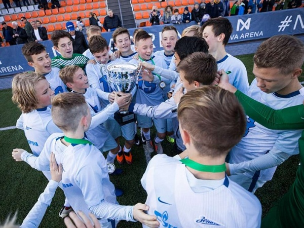 Команды Академии выиграли 5 из 6 финалов Кубка города