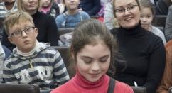 Актриса Ольга Ломоносова стала звёздным гостем