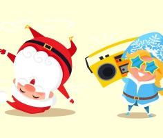 30 января - День Деда Мороза и Снегурочки