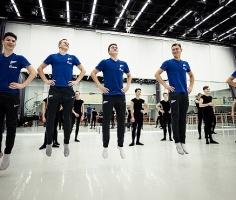 Академия в Академии: игроки «Зенита» U-16 приняли участие в уроке в школе Бориса Эйфмана