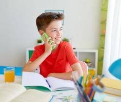 Школьник позвонил в полицию и пожаловался на сложное домашнее задание