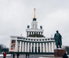 Куда сходить на праздники в Москве?