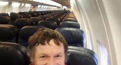 Житель Литвы купил билет в Италию, но когда сел в самолёт - обнаружил, что он - единственный пассажир