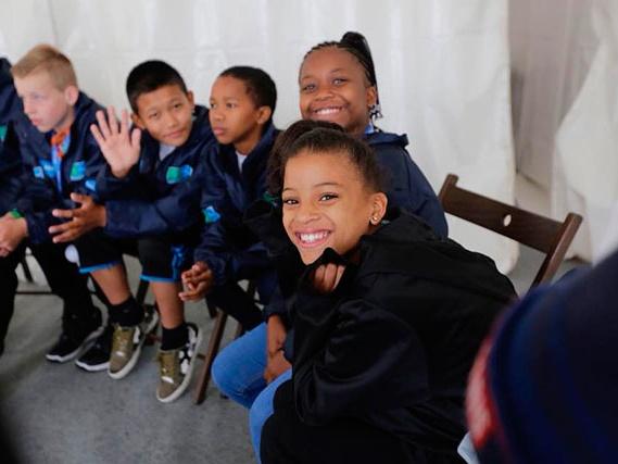 Проект «Футбол для дружбы»: подготовка юных журналистов