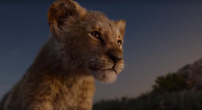 """Disney показала новый трейлер """"Короля Льва"""""""
