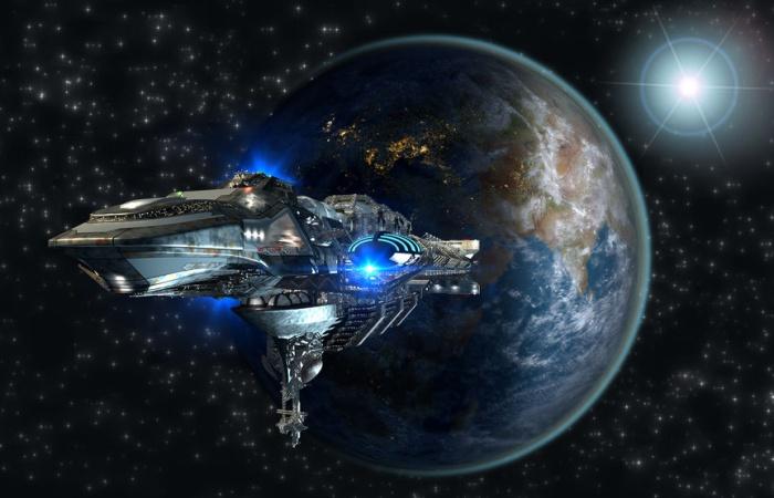 Румынские изобретатели построили инопланетный корабль