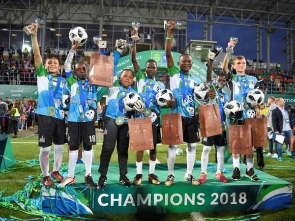 «Футбол для дружбы» 2019: официальная попытка завоевать титул GUINNESS WORLD RECORDS