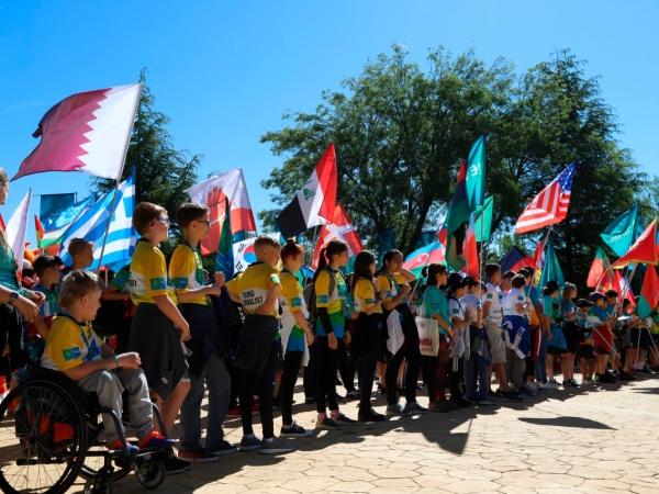 Юные участники «Футбола для дружбы»  познакомятся в Международном лагере Дружбы в Мадриде