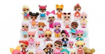 Феномен куклы LOL. Почему игрушку раскупают в считанные часы?