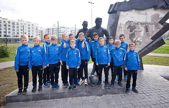 «Зенит» принял участие в Дне памяти жертв блокады Ленинграда