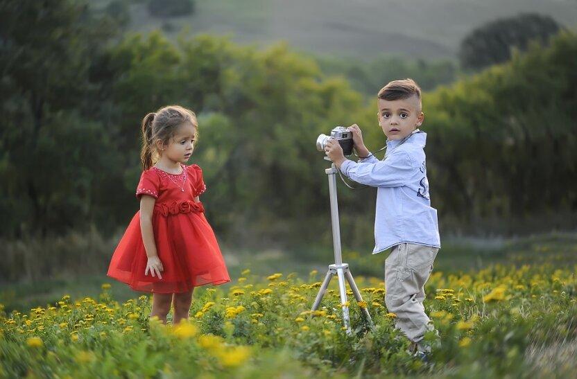 Самые красивые дети в интернете: из памперсов в блогеры
