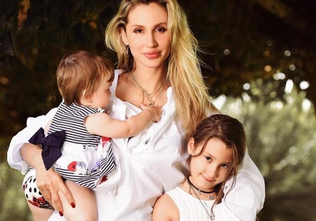 Светлана Лобода рассказала, как проводит свободное время с дочками