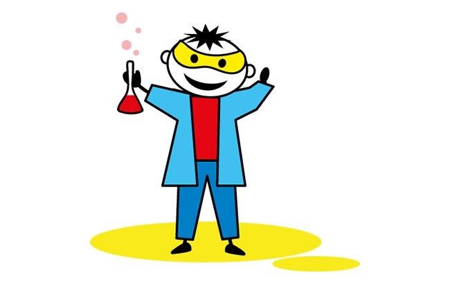 В гостях у Детского радио преподаватель химии Глеб Алёшин