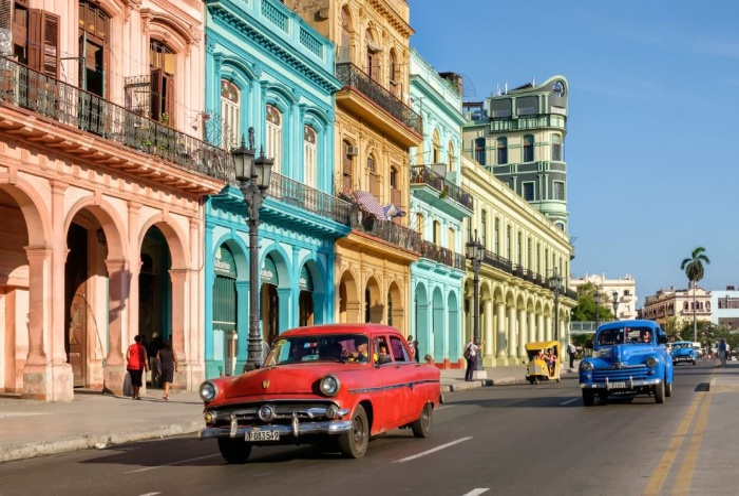 «Азбука путешествий»: Гавана