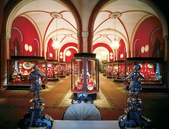 Программа «Однажды в музее». Оружейная палата