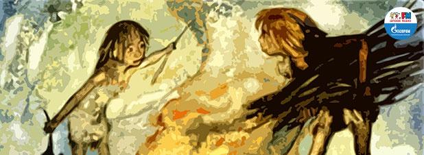 Радиоспектакль «Приключения доисторического мальчика»