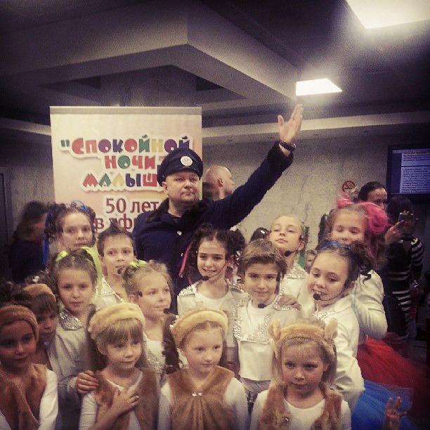 26 ноября – Выступление Дяди Саши на юбилейном концерте «В гостях у Спокойной ночи, малыши!»