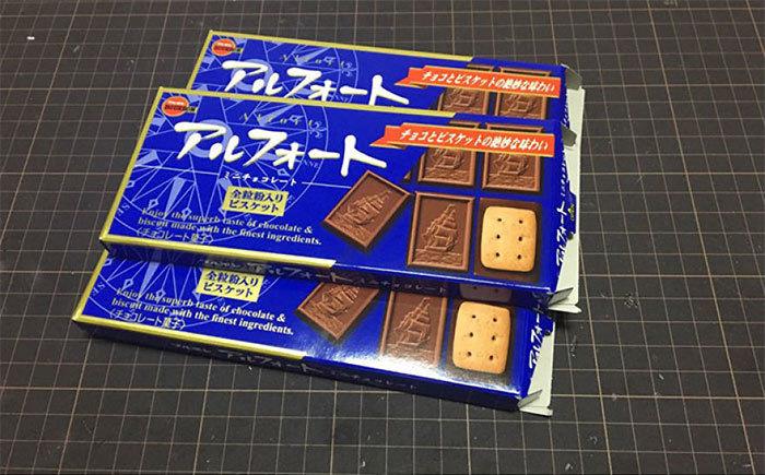 Японский художник превращает упаковку от еды в произведение искусства