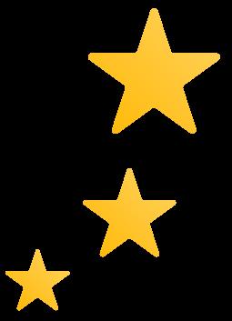 Звёзды справа