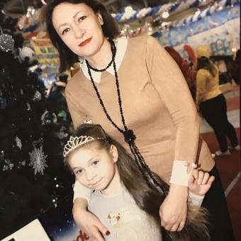 Давиденко Настя