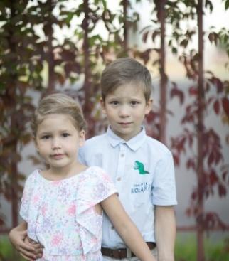 Я и мой братик Артем