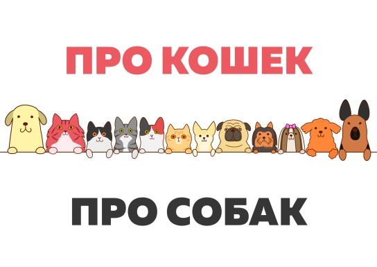 Про кошек, про собак