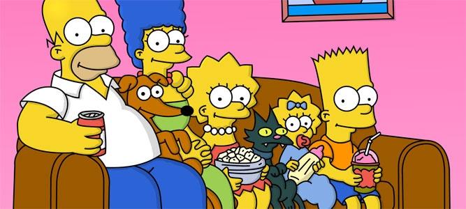 Почему Симпсоны жёлтые?