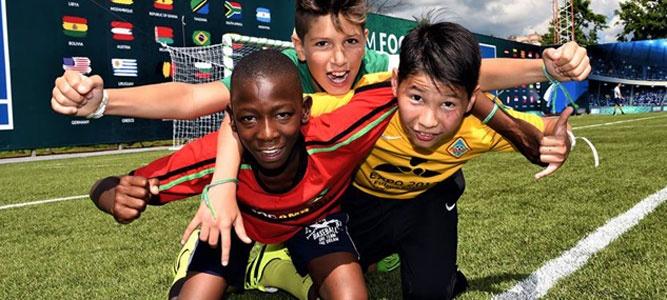 Проект «Футбол для дружбы»: как стать участником