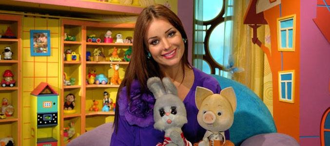 Оксана Фёдорова на Детском радио