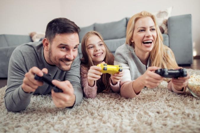 Компьютерныевидеоигры приносят пользу здоровью?