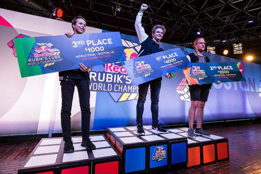 Чемпионат мира по сборке кубика Рубика