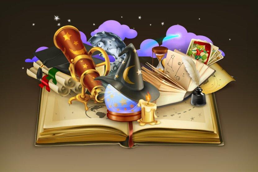 Сказка о волшебном мешке и дубинке