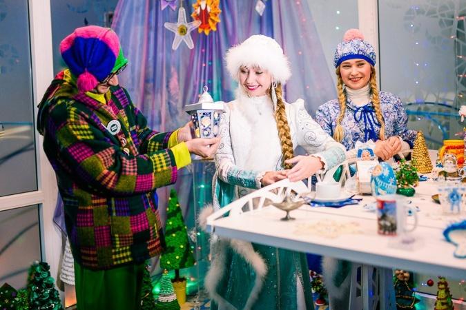 Россия готовится ко Дню рождения Деда Мороза